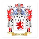 Moncrieffe Square Car Magnet 3