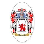 Moncrieffe Sticker (Oval 10 pk)