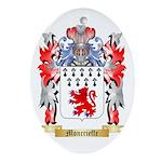 Moncrieffe Oval Ornament