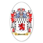 Moncreiff Sticker (Oval 50 pk)