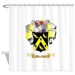 Monckton Shower Curtain