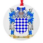 Moncada Round Ornament