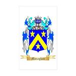 Monaghan Sticker (Rectangle 50 pk)