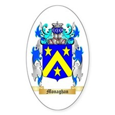 Monaghan Sticker (Oval)