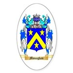 Monaghan Sticker (Oval 10 pk)