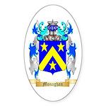 Monaghan Sticker (Oval 50 pk)