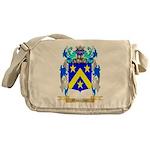 Monaghan Messenger Bag