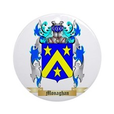 Monaghan Round Ornament