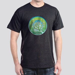 """""""SUBJECT TO ITS LAWS"""" Dark T-Shirt"""