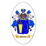Molony Sticker (Oval 50 pk)