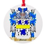 Molnar Round Ornament
