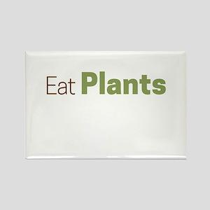 Eat Plants Magnets