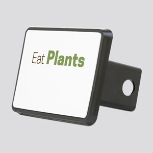Eat Plants Rectangular Hitch Cover