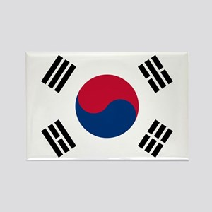 South Korea Flag Magnets