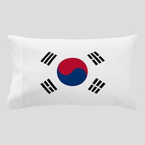 South Korea Flag Pillow Case