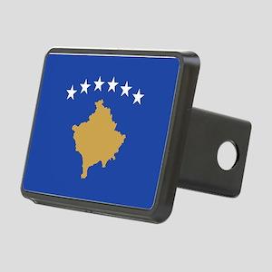 Kosovo Flag Hitch Cover
