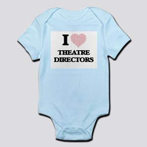 I love Theatre Directors (Heart made fro Body Suit