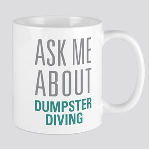 Dumpster Diving Mugs