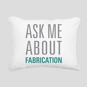 Fabrication Rectangular Canvas Pillow