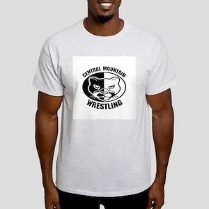 Central Mountain Wrestling 6 Light T-Shirt