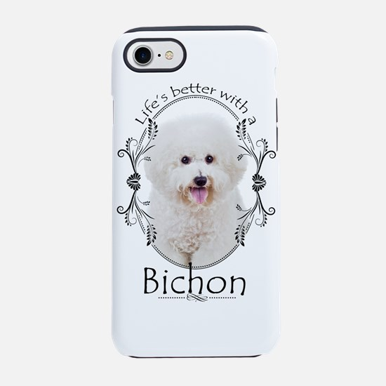 This adorable Bichon Frise gift is perfect for any
