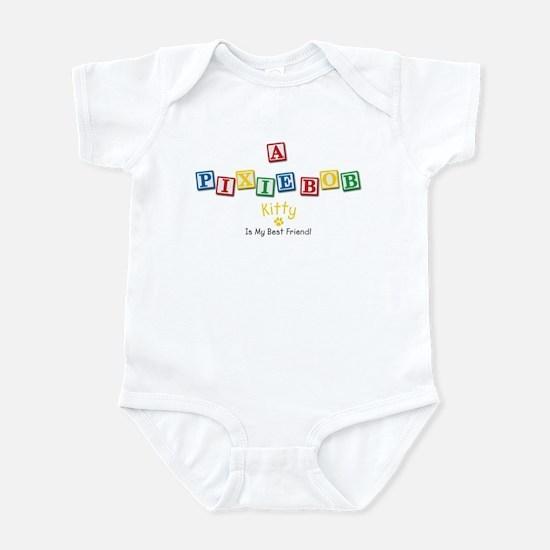 Pixie Bob Kitty Infant Bodysuit