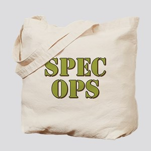 SPEC OPS Tote Bag