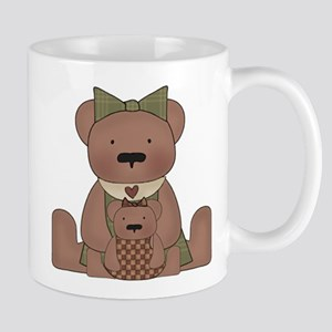 Teddy Bear With Teddy Mug