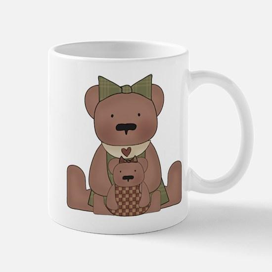 Teddy Bear With Teddy Mug
