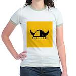 Viking Helmet Jr. Ringer T-Shirt