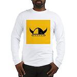 Viking Helmet Long Sleeve T-Shirt