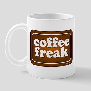 Coffee Freak Mug