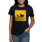 Viking Helmet Women's Dark T-Shirt