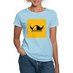Viking Helmet Women's Light T-Shirt