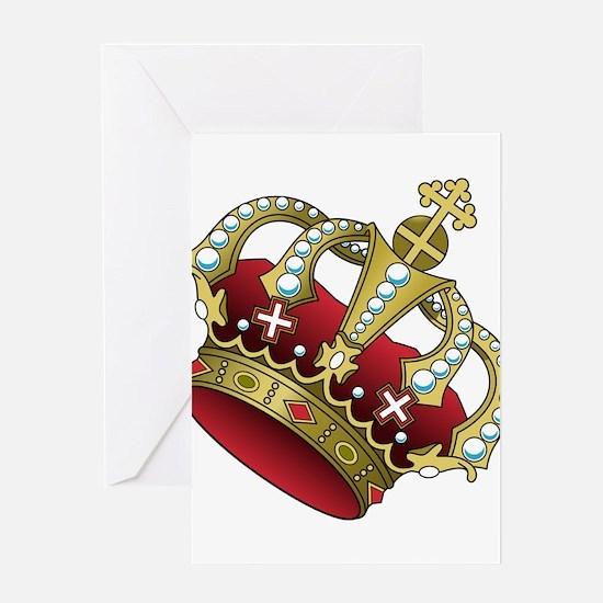 Crown Royal Greeting Cards