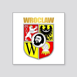Wroclaw Coat of Arms Sticker