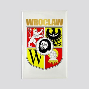 Wroclaw Coat of Arms Magnets