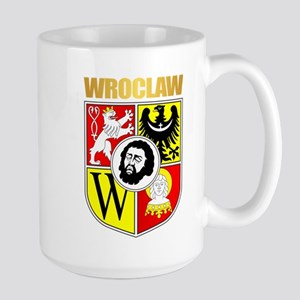 Wroclaw Coat of Arms Mugs