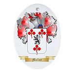 Molloy Oval Ornament