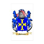 Mollineux Sticker (Rectangle 10 pk)