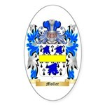 Moller Sticker (Oval 50 pk)