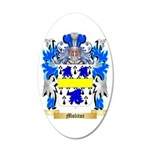Molitor 35x21 Oval Wall Decal