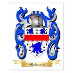 Molinero Small Poster