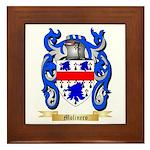 Molinero Framed Tile