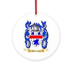 Molinero Round Ornament