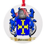Molineaux Round Ornament