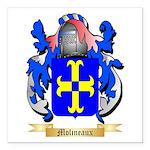 Molineaux Square Car Magnet 3