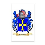 Molineaux 20x12 Wall Decal