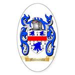 Molinarolo Sticker (Oval 10 pk)