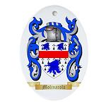 Molinarolo Oval Ornament